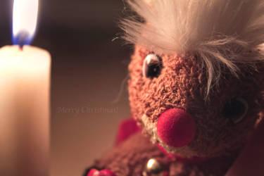Merry Christmas - Rudolf by GaaSuka