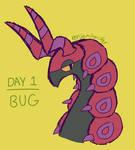 Pokecember Day 1 - Bug