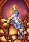Alice in Wonderland Fanart