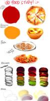 Food study_2 by Tiriasu
