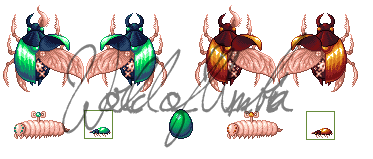 Mechanical Beetle For Umbria by Marrionetta