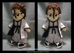 Commission_ Aizen Plushie