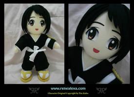 Momo Hinamori by renealexa-plushie