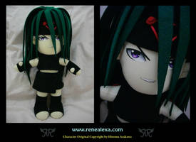 Envy by renealexa-plushie