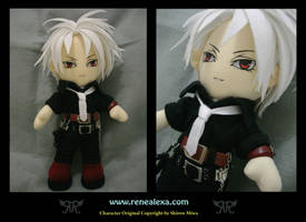 Heine Rammsteiner by renealexa-plushie