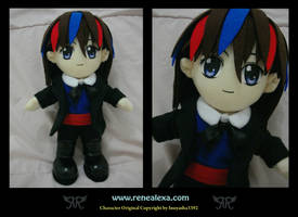 Taoka by renealexa-plushie