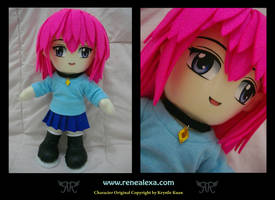 Mina by renealexa-plushie