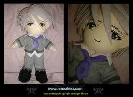 Tsukumo Murasame by renealexa-plushie