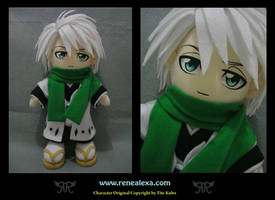 Hitsugaya Toshiro - Time Skip Ver by renealexa-plushie