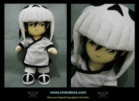 Ggio Vega by renealexa-plushie