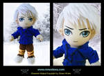 Jack Frost - Rise of The Guardians 2012