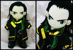 Loki - The Avenger (Without Helmet)