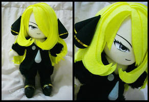Cynthia Plushie by renealexa-plushie