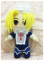 Sheik Plushie by renealexa-plushie