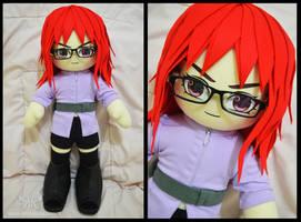 Uzumaki Karin 60cm Plushie by renealexa-plushie