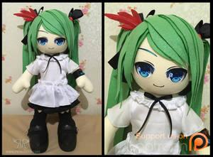 Hatsune Miku 60cm - World is Mine ver