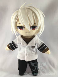 ZEN - Mystic Messenger by renealexa-plushie