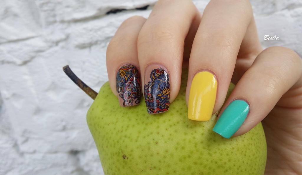 Manicure #210 by Best1a