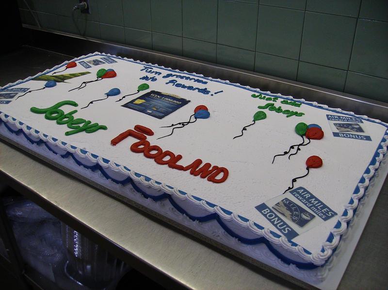 Cake Designs At Sobeys : Pin Sobeys Birthday Cakes Cake on Pinterest