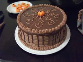 Kim's Birthday cake by Nimhel