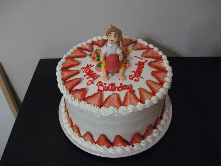 Brenda's Birthday Cake by Nimhel