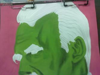 Pop Art Friedrich NietzscheWIP2