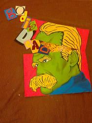 Pop Art Friedrich Nietzsche