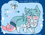 Gummy Dolphin Sushi Ref Sheet