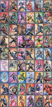 Marvel Universe 2011
