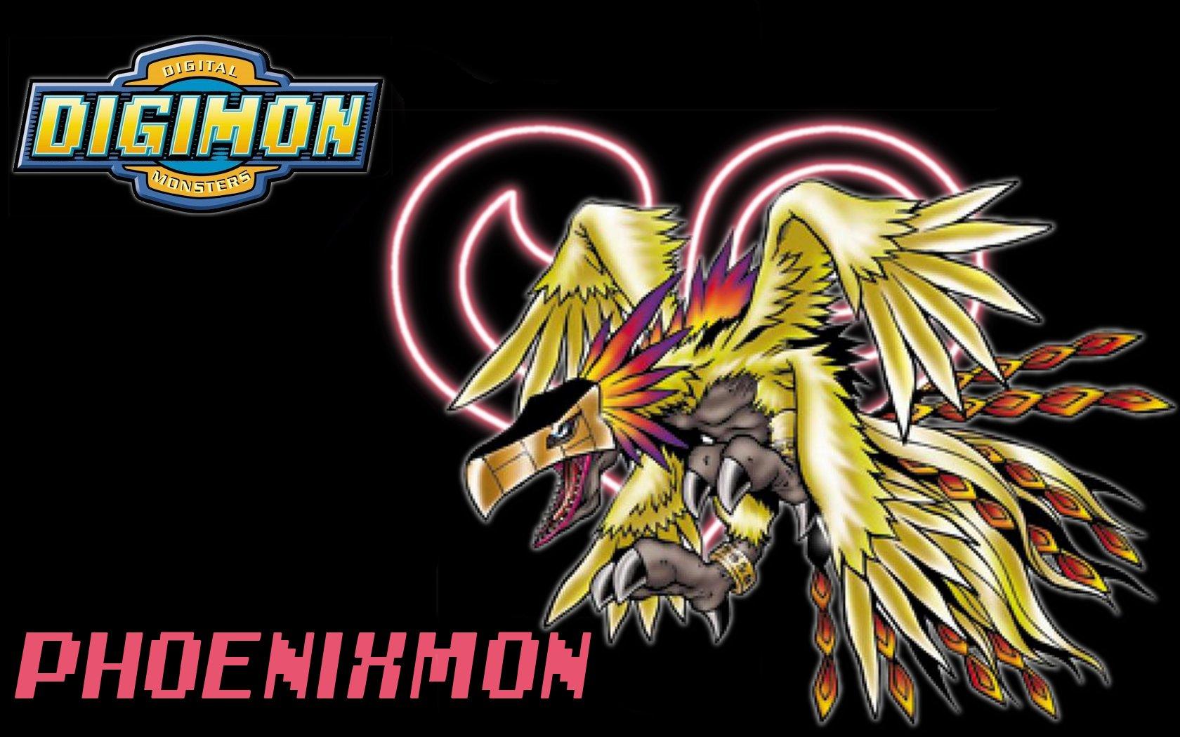 Phoenixmon by SylvainFinrod on DeviantArt