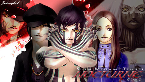 SMT Nocturne Wallpaper by Johnnybad82 on DeviantArt