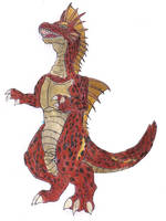 Titanosaurus by NVraptor08