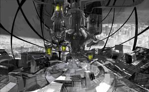 Circular laboratory by alexmartinez