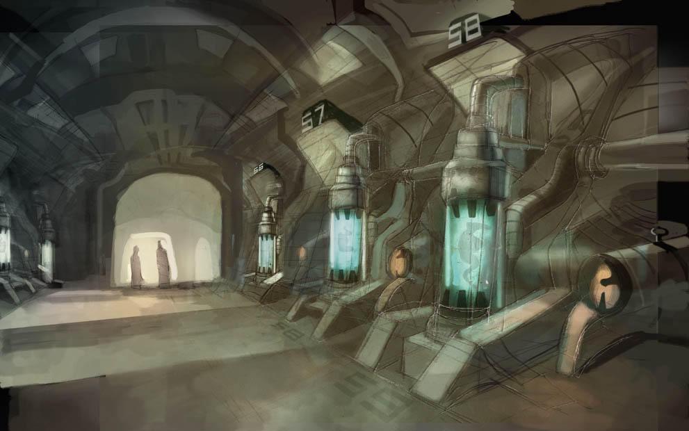 Concept Laboratory by alexmartinez