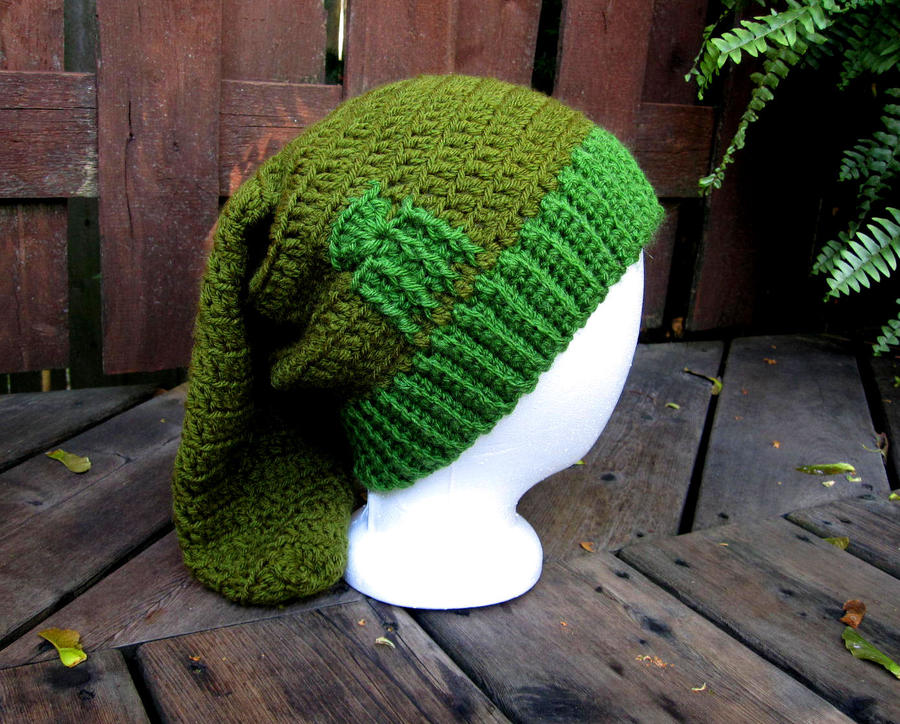 LoZ: Link Style Slouch Hat by Phantasmfreud