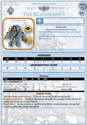 (SpaceWolves) Aggressors(5)