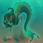 Mermay 2020 - Gharial Mermaid