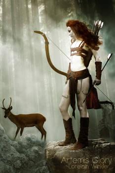 Artemis - Goddess of Hunt