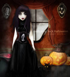 Wellcome Back Halloween by LorelainW