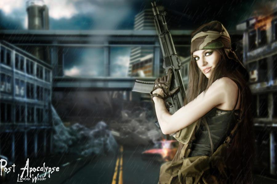 Post Apocalypse by LorelainW