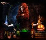 Potion by LorelainW