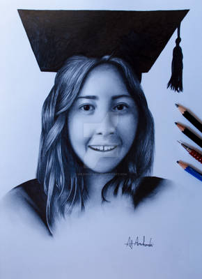 Drawing of a friend :)