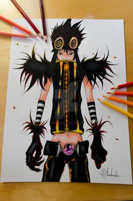 Crow (Eiji Niizuma) - Bakuman!