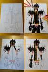 Making of: Crow (Eiji Niizuma) - Bakuman!
