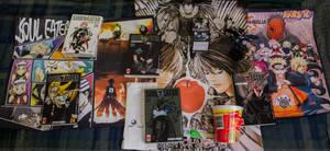 Lucca Comics 2014 - Manga and Gadgets! -
