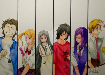 Ano Hana - Friends forever!
