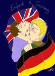 EnglandXGermany by LightofShelley