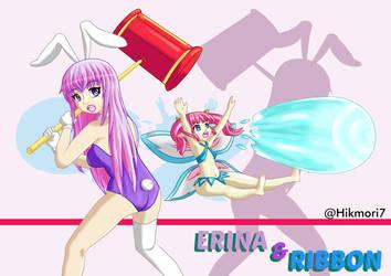 Erina and Ribbon