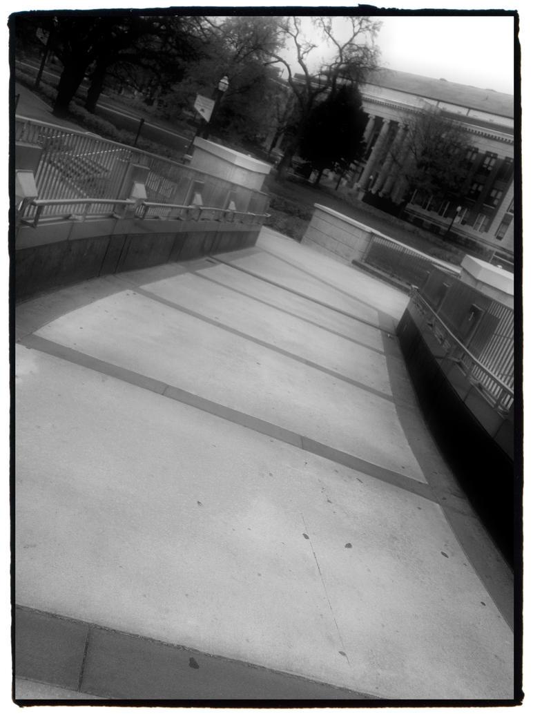 Footbridge by ycrad64
