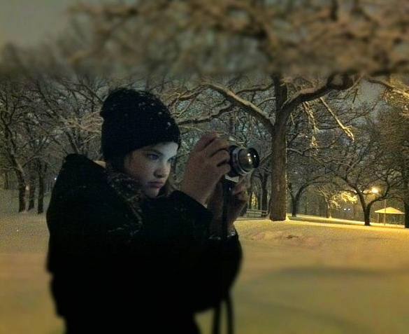 Budding Photographer by ycrad64